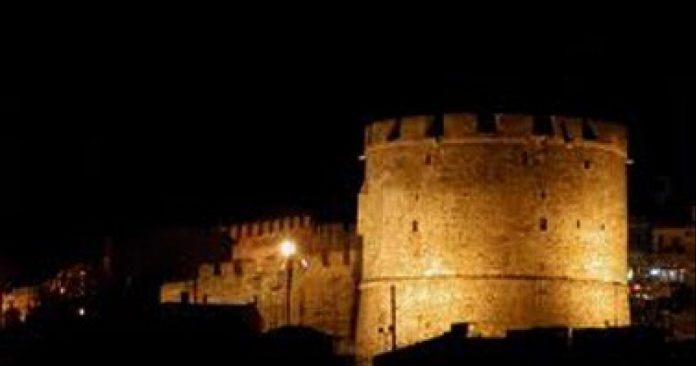 Θεσσαλονίκη, «Μουσικό φεγγάρι», Κάστρα,