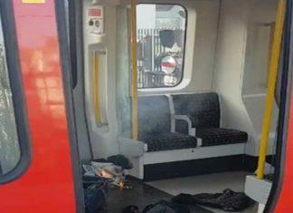 Έκρηξη, μετρό, Λονδίνο,
