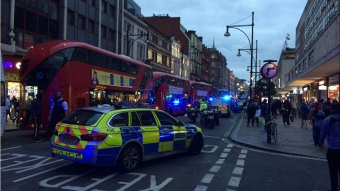 Λονδίνο, έκτη σύλληψη, τρομοκρατική επίθεση,