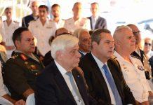 Παυλόπουλος, Δημοκρατία, Κίνημα Ναυτικού,