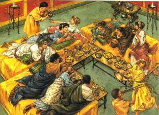Αρχαίοι Έλληνες, τροφή,