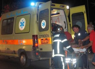 Μενίδι: Βαριά τραυματισμένος ανασύρθηκε νεαρός άνδρας, από τις γραμμές του ΟΣΕ