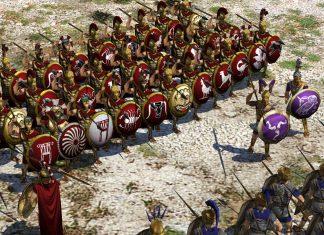 μάχη Μαραθώνα, ψηφιακή αναπαράσταση,