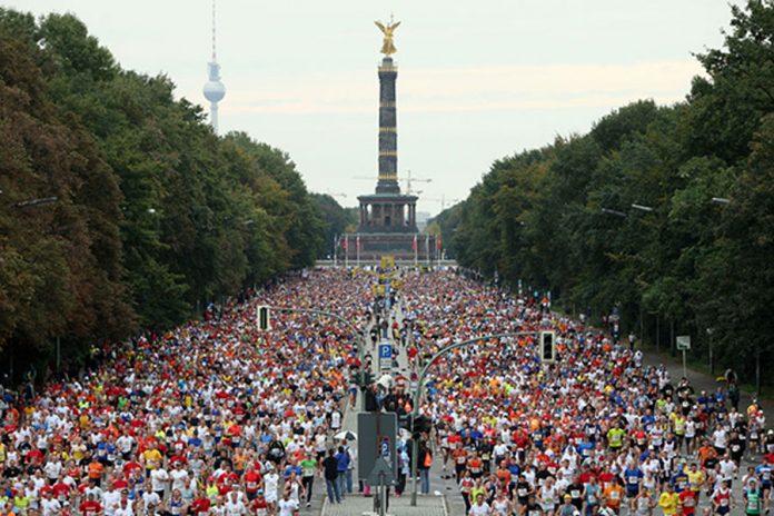 Γερμανοί, Έλληνες, μαραθώνιος, Βερολίνο,