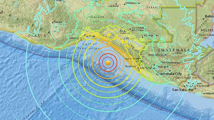 Μεξικό, σεισμός, 26 νεκροί,