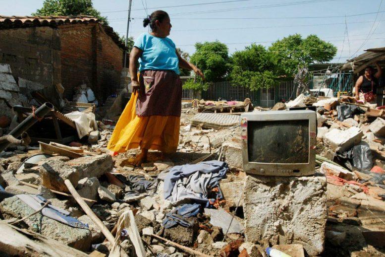 Μεξικό, σεισμός, 96 νεκροί,