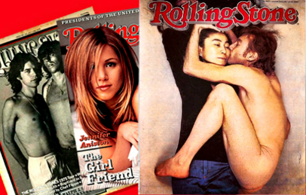 Rolling Stone, εξώφυλλα, Ιστορία, περιοδικό,