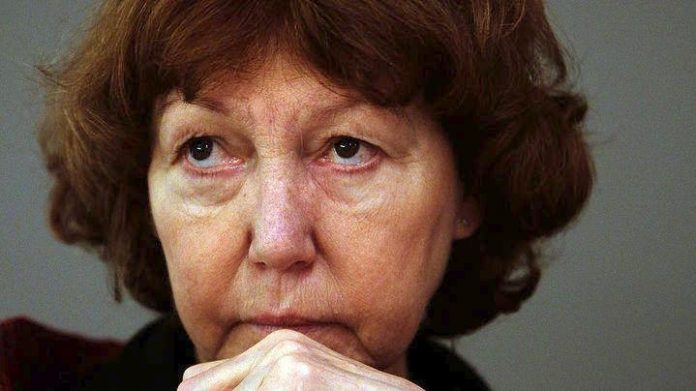 Αν Βιαζεμσκί, μυθιστοριογράφος, ηθοποιός, πέθανε,
