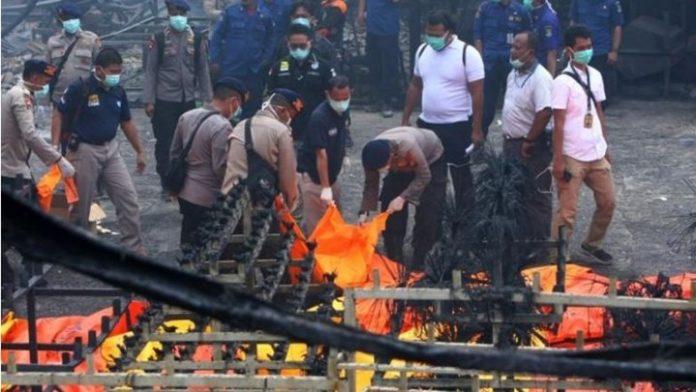 ΙΝΔΟΝΗΣΙΑ: 47 οι νεκροί από την έκρηξη σε εργοστάσιο πυροτεχνημάτων