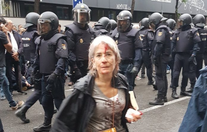 Καταλονία, 38, τραυματίες,