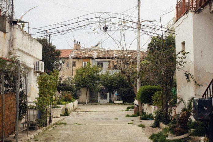 Νίκαια, περίπατος, γειτονιές,