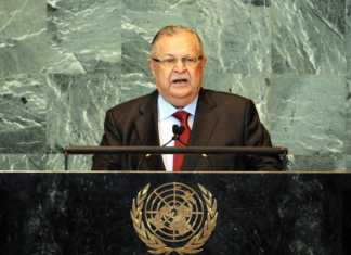 πέθανε, ιστορικός ηγέτης, Κούρδοι, Τζαλάλ Ταλαμπανί,