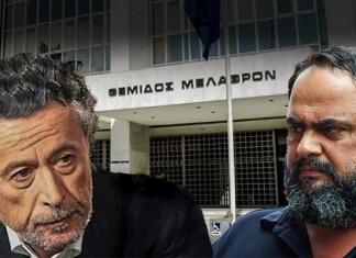 Μαρινάκης Βαγγέλης, αστυνομία,