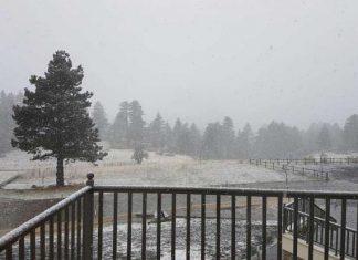 Καιρός: Πού θα χιονίσει τις επόμενες ώρες