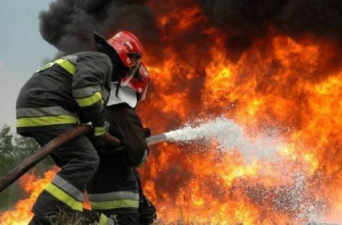 Εύβοια: Μεγάλη πυρκαγιά στην Κύμη