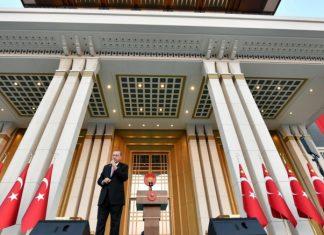 παλάτι, Ερντογάν, καθαριότητα, 500 χιλιάδες, ευρώ,