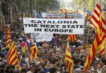 Λήγει αύριο η διορία που έχει δώσει η Μαδρίτη στην περιφερειακή κυβέρνηση της Καταλονίας.