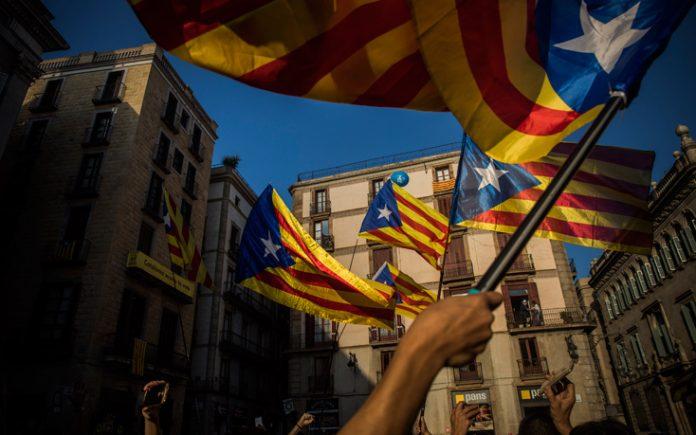 Καταλονία, ώρα μηδέν