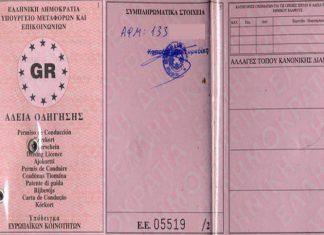 Δίπλωμα οδήγησης: Οι εξεταζόμενοι θα δίνουν σε άλλες πόλεις