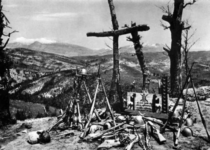 Ύψωμα 731, εκεί που τσακίστηκε η Ιταλική επίθεση στην Πίνδο