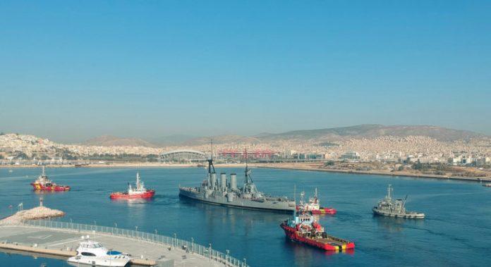 Θεσσαλονίκη: Η ροή του κόσμου ίσως και να κρατήσει ανοιχτό το θωρηκτό Αβέρωφ
