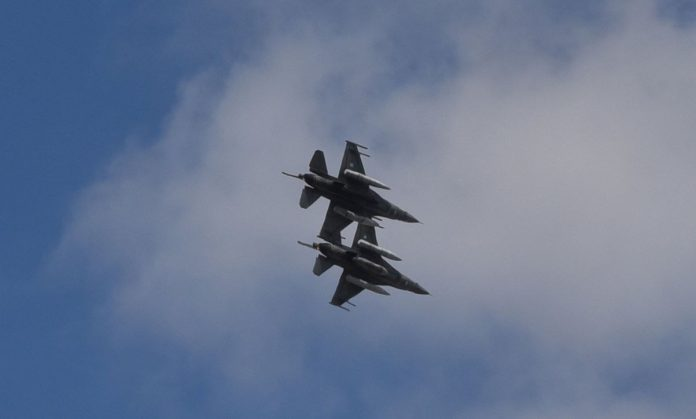 Νέες αερομαχίες μεταξύ ελληνικών και τουρκικών F-16
