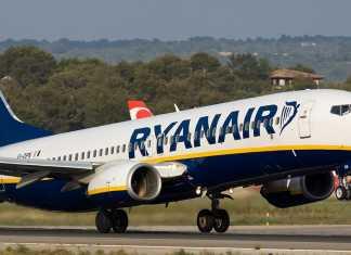 Ryanair: Τέλος στο δρομολόγιο Αθήνα-Θεσσαλονίκη από 1η Απριλίου