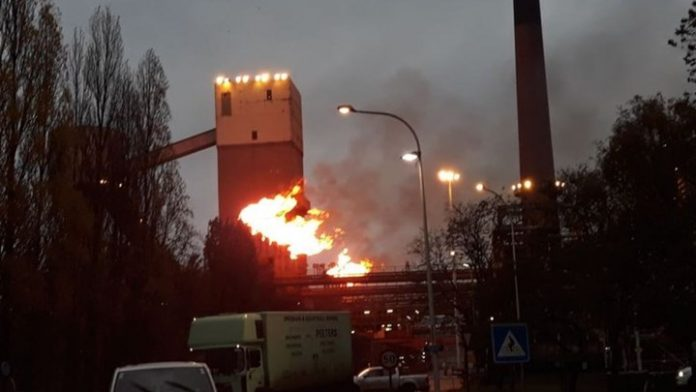 ΒΕΛΓΙΟ: Έκρηξη σε εργοστάσιο - Ένας νεκρός
