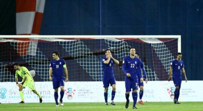 Συντριβή της Εθνικής 4-1 στο Ζάγκρεμπ