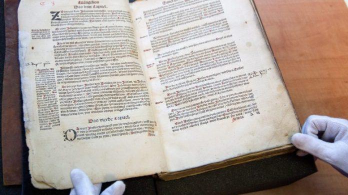 Την ακριβέστερη έκδοση της Καινής Διαθήκης υποστηρίζουν ότι ανακάλυψαν ερευνητές