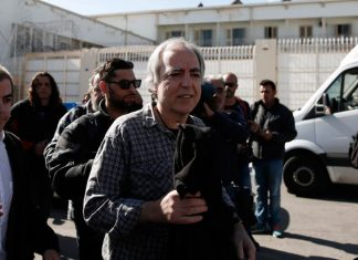 Απορρίφθηκε η νέα αίτηση του Κουφοντίνα για χορήγηση άδειας