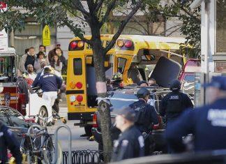 ΜΑΝΧΑΤΑΝ: Οκτώ νεκροί και 12 τραυματίες από την τρομοκρατική επίθεση