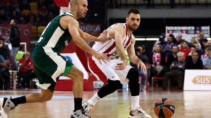 Παναθηναϊκός - Ολυμπιακός 65-75