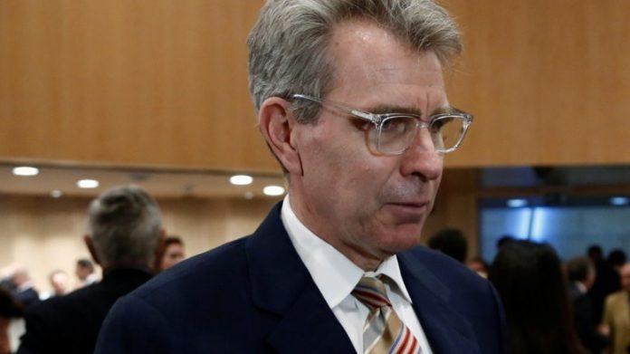 Θερμό ατύχημα» στο Αιγαίο …Φοβάται ο Αμερικανός Πρέσβης