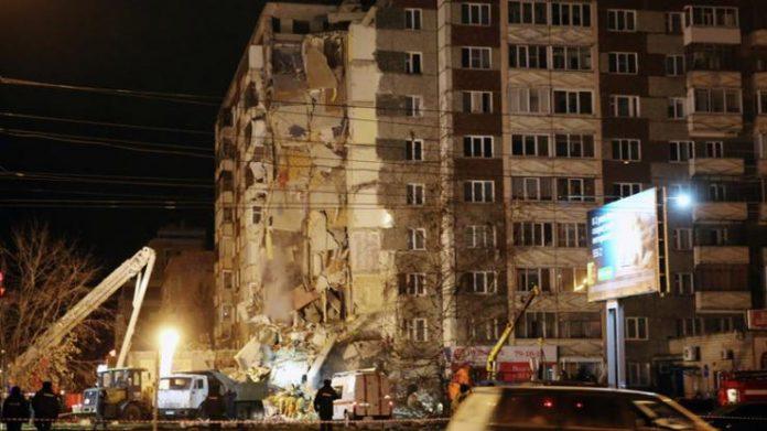ΡΩΣΙΑ: Στους 21 οι νεκροί από κατάρρευση πολυκατοικίας