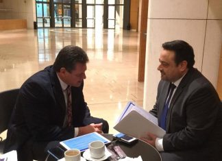 """Σέφκοβιτς στον ΑΘΗΝΑ 984: """"Οι μεταρρυθμίσεις στην ενέργεια μπορούν να φέρουν τεράστια οφέλη για την Ελλάδα"""""""