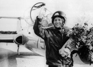 """ΡΩΣΙΑ: Πέθανε η Ρωσίδα πιλότος, γνωστή ως """"μαντάμ MIG"""""""