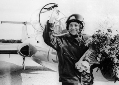 ΡΩΣΙΑ: Πέθανε η Ρωσίδα πιλότος, γνωστή ως