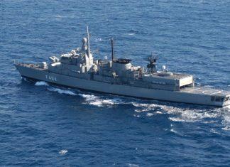 Επιχείρηση του Πολεμικού Ναυτικού για απεγκλωβισμό κατοίκων από το Κόκκινο Λιμανάκι της Ραφήνας
