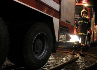 Θεσσαλονίκη: Νεκρή εντοπίστηκε 70χρονη κατά την κατάσβεση πυρκαγιάς στο σπίτι της