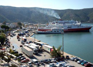 Κανονικά από την Κυριακή τα ακτοπλοϊκά δρομολόγια Κέρκυρας- Ηγουμενίτσας και Παξών