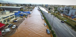 Δυτική Αττική: 19 οι νεκροί από τις φονικές πλημμύρες