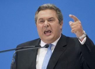 Καμμένος: «Ο κ. Μητσοτάκης έχει μετατρέψει τη ΝΔ σε πολιτικό βραχίονα μιας συμμορίας»