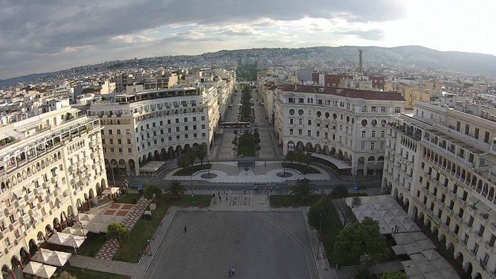 Θεσσαλονίκη: Η βελανιδιά της ...ζωής φυτεύτηκε στην πλατεία Αριστοτέλους