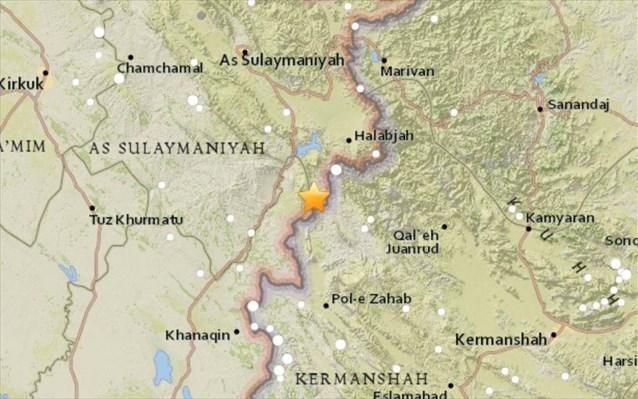 ΙΡΑΝ: Τουλάχιστον 61 νεκροί, 300 τραυματίες από τον σεισμό