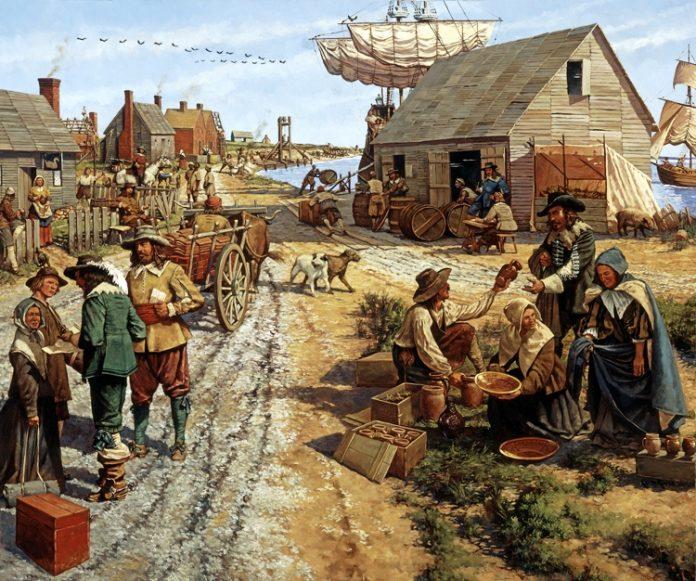 ΙΣΤΟΡΙΕΣ: Πώς μετανάστευσαν το 1768 στην Αμερική οι πρώτοι Έλληνες!