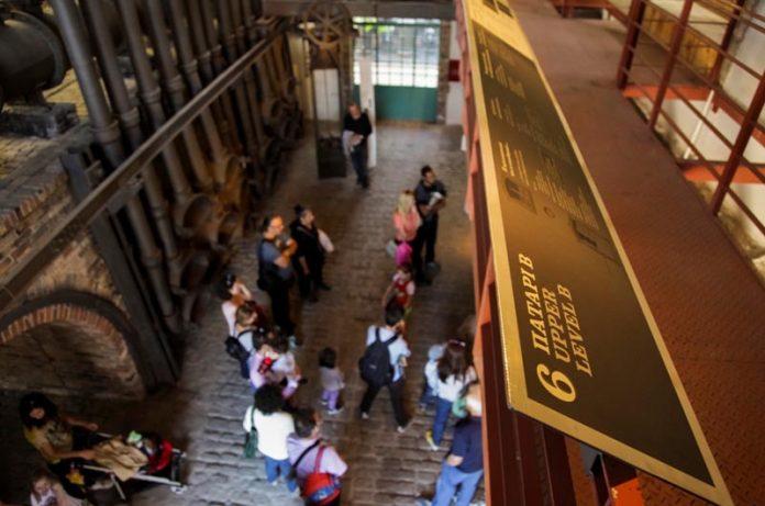 160 χρόνια Γκάζι: Κυριακή στην Τεχνόπολη No.160!