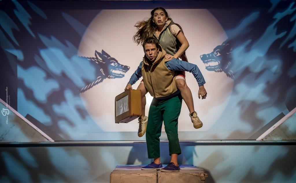 Παιδική σκηνή-θέατρο Κάππα: «Το αγόρι με τη βαλίτσα»