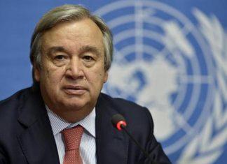 ΟΗΕ: Όχι στα μονομερή μέτρα τονίζει ο Αντόνιο Γκουτέρες