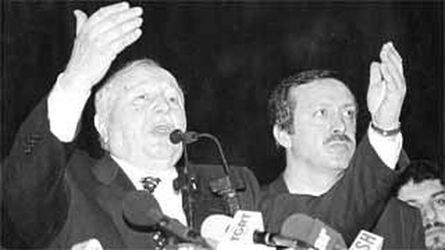 Οι ιδεολογικές-πολιτικές ρίζες του Ερντογάν